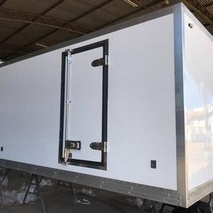 Bau frigorifico 3 4 com gancheira