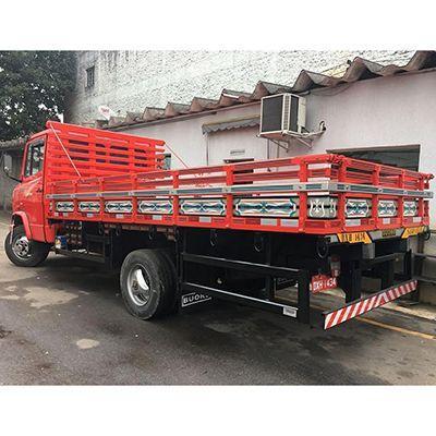 Carroceria de madeira usada para caminhão 3/4