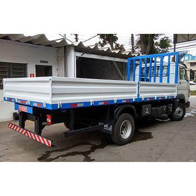 Carroceria prancha para caminhão truck