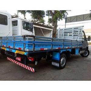 Carroceria de madeira para caminhonete